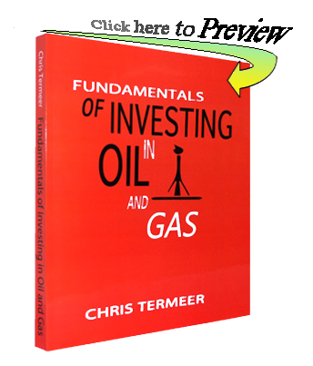 Chris Termeer, Fundamentals of Investing in Oil and Gas