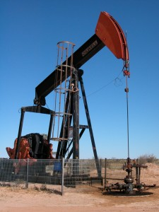 Oil And Gas Well